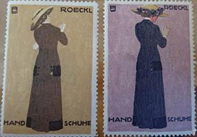 Ludwig Hohlwein Reklamemarken können einen erheblichen Wert besitzen, da diese sehr selten zu finden sind.